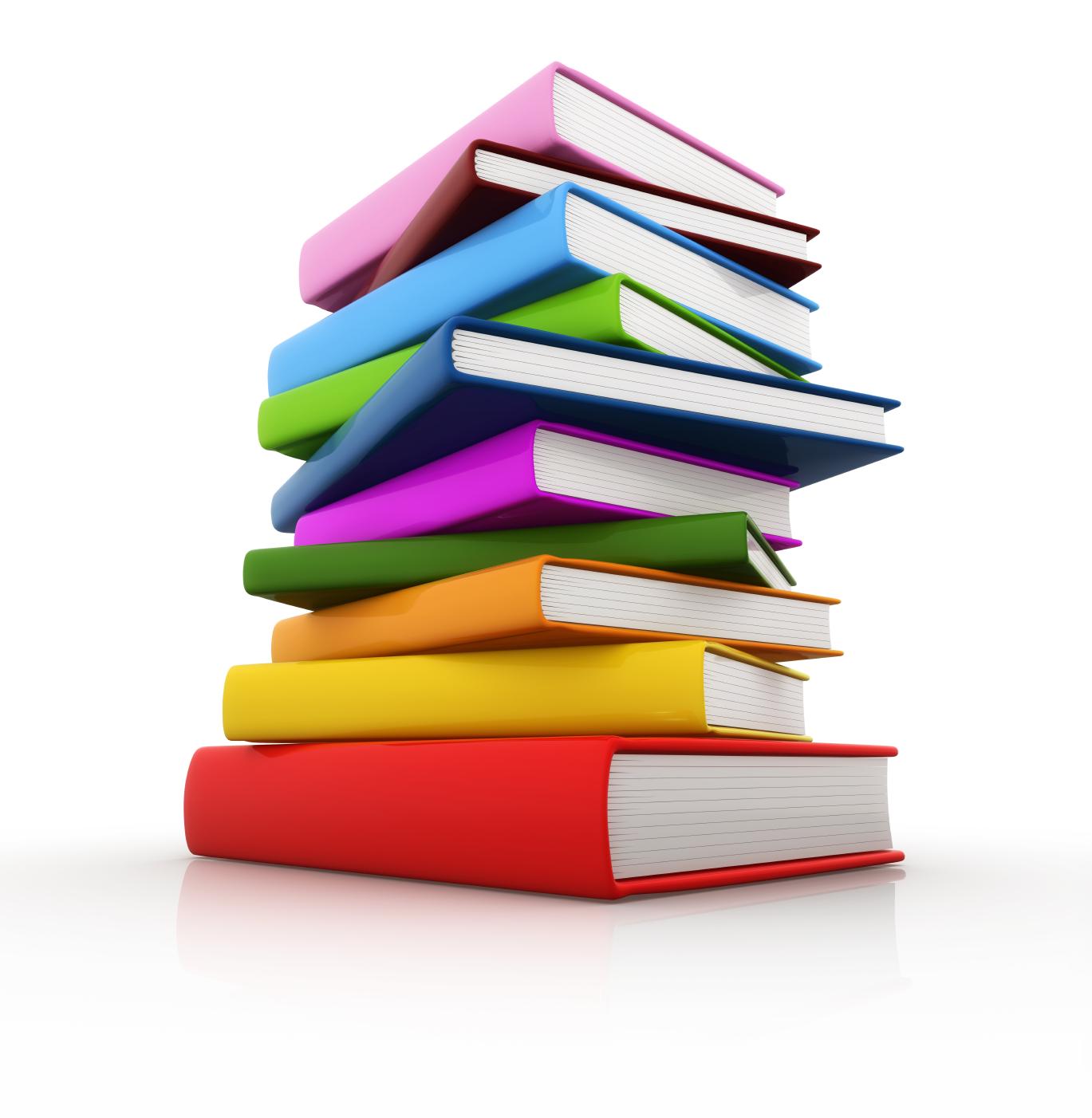 books pile emotional intelligence eq read